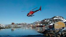 Greenland Heliskiing