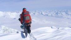 ASG Alaska Snowboard Guides